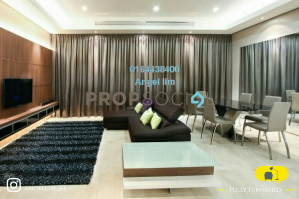 Condominium For Rent in Vipod Suites, KLCC Freehold Fully Furnished 3R/2B 5.8k