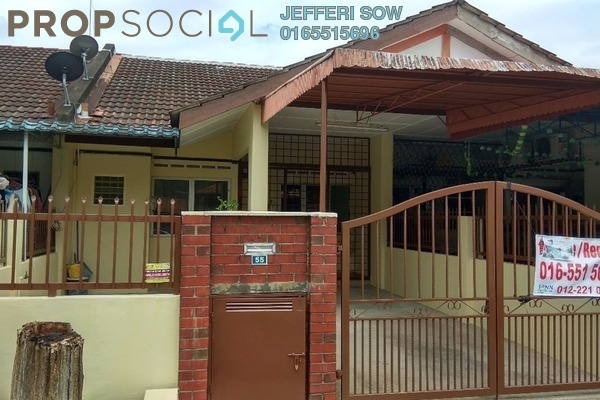 Terrace For Rent in Taman Wilayah Selayang, Selayang Freehold Semi Furnished 3R/2B 2k