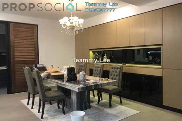 Apartment For Sale in Flora Green, Bandar Sungai Long Freehold Unfurnished 3R/3B 800k