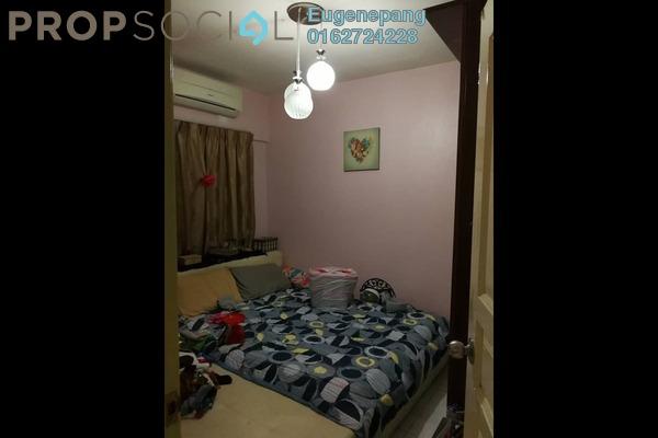 Condominium For Sale in Selasih Apartment, Damansara Damai Leasehold Semi Furnished 3R/2B 280k