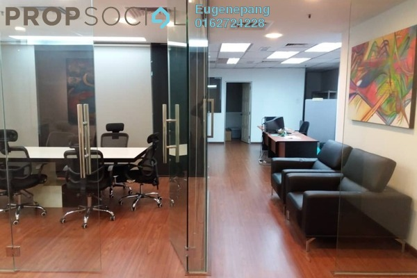 Condominium For Sale in Wisma UOA II, KLCC Freehold Fully Furnished 3R/0B 1.05m
