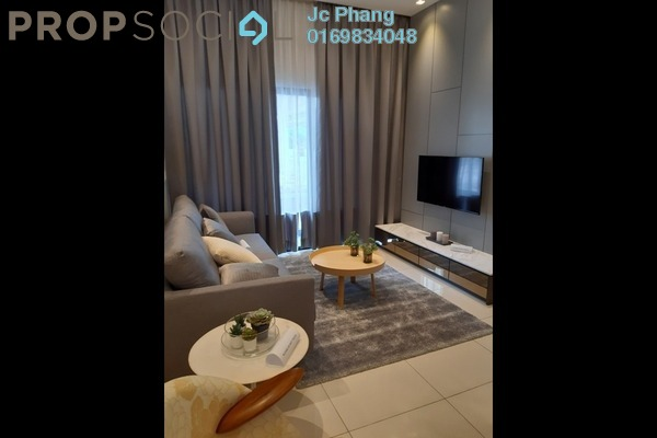 Serviced Residence For Sale in Sunway South Quay, Bandar Sunway Freehold Unfurnished 3R/3B 470k