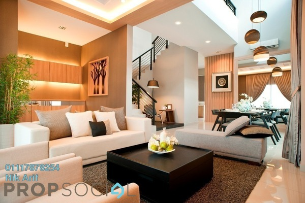 Condominium For Sale in D'Sara Sentral, Sungai Buloh Freehold Fully Furnished 3R/2B 450k