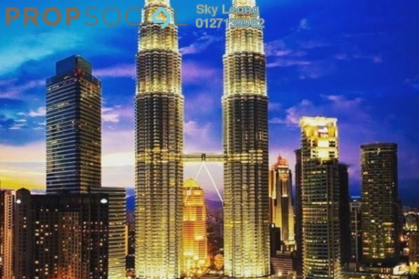 Serviced Residence For Sale in K Residence, KLCC Freehold Semi Furnished 133R/300B 890m