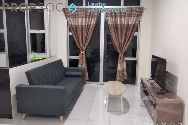 Apartment For Rent in Jalan RTM, Sibu Freehold Fully Furnished 2R/1B 1.6k