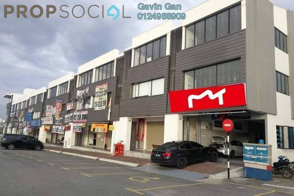 Shop For Rent in Setia Taipan 2, Setia Alam Freehold Unfurnished 0R/1B 1.2k