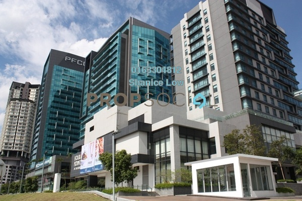 Office For Rent in PFCC, Bandar Puteri Puchong Freehold Unfurnished 0R/0B 4k