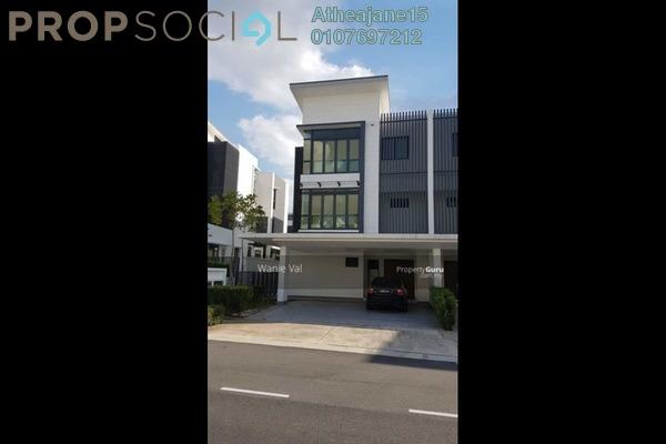 Semi-Detached For Sale in Sejati Residences, Cyberjaya Freehold Semi Furnished 5R/5B 2.5m