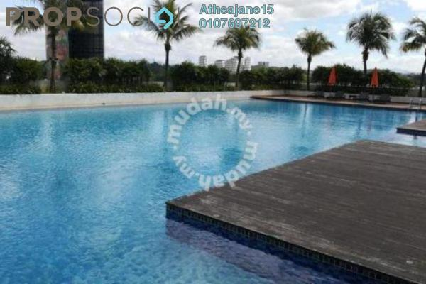 Condominium For Rent in Andana @ D'Alpinia, Puchong Freehold Semi Furnished 3R/3B 1.6k