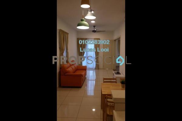 Serviced Residence For Sale in Sunway Geo Residences 2, Bandar Sunway Leasehold Fully Furnished 1R/1B 770k