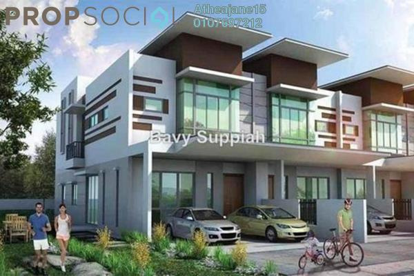 Superlink For Sale in Setia EcoHill, Semenyih Freehold Unfurnished 3R/3B 560k
