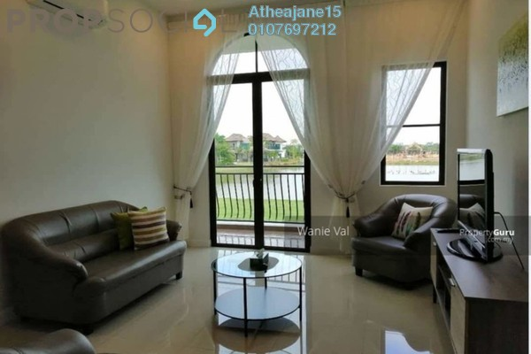Townhouse For Rent in Isle of Kamares @ Setia Eco Glades, Cyberjaya Freehold Fully Furnished 3R/3B 2.9k