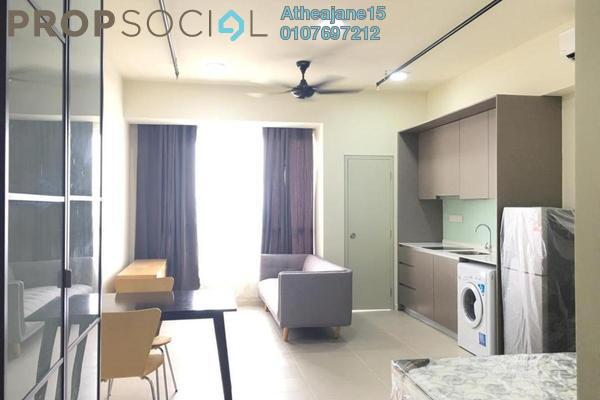 Condominium For Rent in Tamarind Square, Cyberjaya Freehold Fully Furnished 1R/1B 1.2k