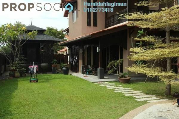 Semi-Detached For Sale in Mayang Sutera, TTDI Jaya Freehold Semi Furnished 7R/7B 2m