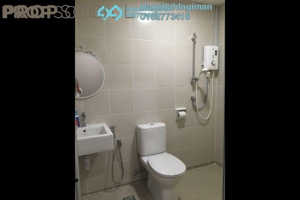 Serviced Residence For Sale in Suria Jelutong, Bukit Jelutong Freehold Semi Furnished 2R/2B 539k
