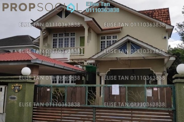 Bungalow For Sale in Taman Kenangan, Kota Bharu Freehold Semi Furnished 6R/5B 567k