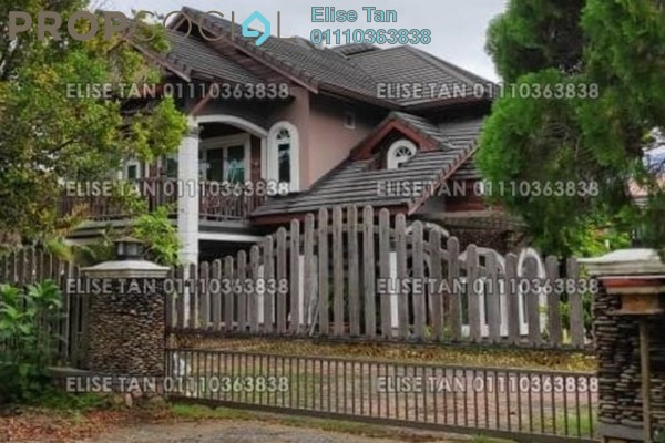 Bungalow For Sale in Taman Wangi, Gua Musang Freehold Semi Furnished 6R/5B 1.08m