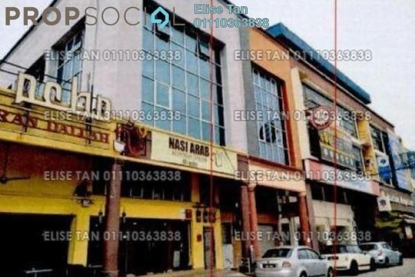 Shop For Sale in Taman Cukai Utama, Chukai Freehold Semi Furnished 0R/0B 891k