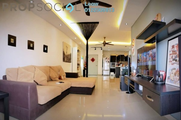 Condominium For Sale in Dynasty Garden, Kuchai Lama Freehold Fully Furnished 3R/2B 515k