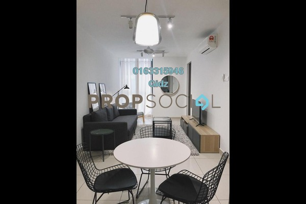 Apartment For Rent in H2O Residences, Ara Damansara Freehold Fully Furnished 3R/2B 1.9k