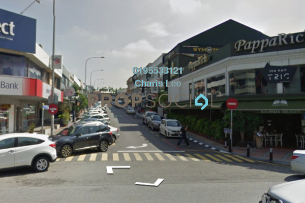 Shop For Sale in Telawi, Bangsar Freehold Unfurnished 0R/0B 8.7m