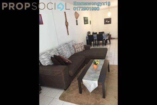 For Sale Condominium at Laman Suria, Mont Kiara Leasehold Fully Furnished 2R/2B 655k