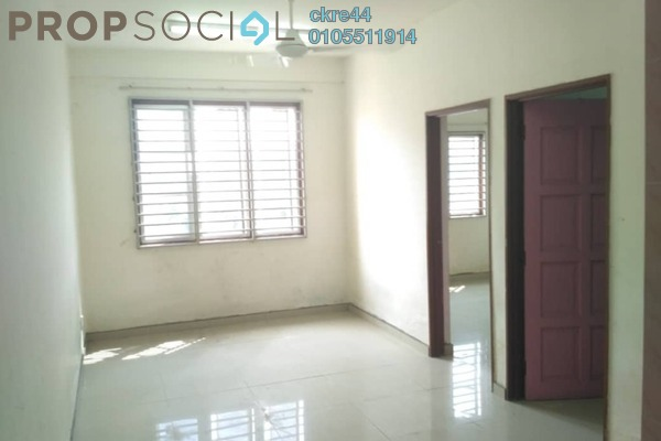 Apartment For Sale in Pangsapuri Berembang Indah, Keramat Leasehold Fully Furnished 3R/2B 225k