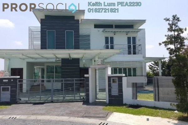 Terrace For Rent in USJ Heights, UEP Subang Jaya Freehold Semi Furnished 5R/5B 8k