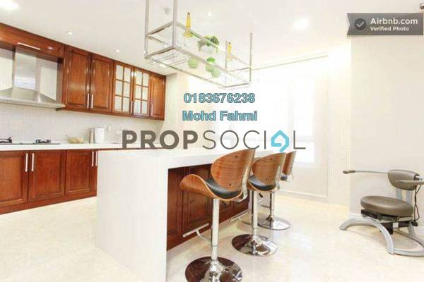 Condominium For Rent in The CapSquare Residences, Dang Wangi Freehold Fully Furnished 6R/6B 8k