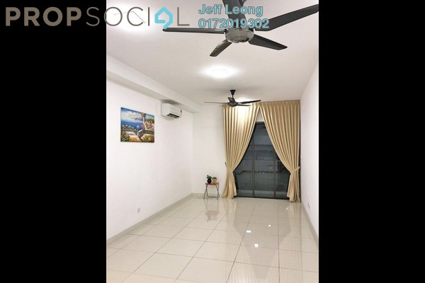 Serviced Residence For Rent in Putra Residence, Putra Heights Freehold Semi Furnished 3R/2B 1.7k