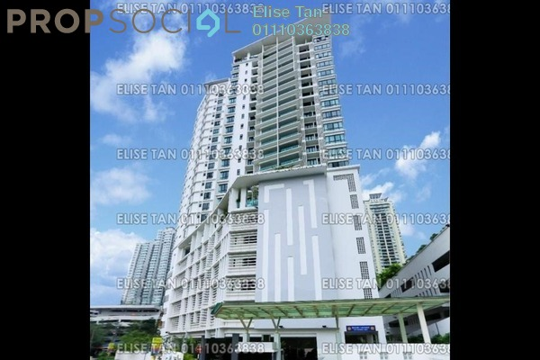 Condominium For Sale in Richmond, Mont Kiara Freehold Semi Furnished 3R/3B 1.05m