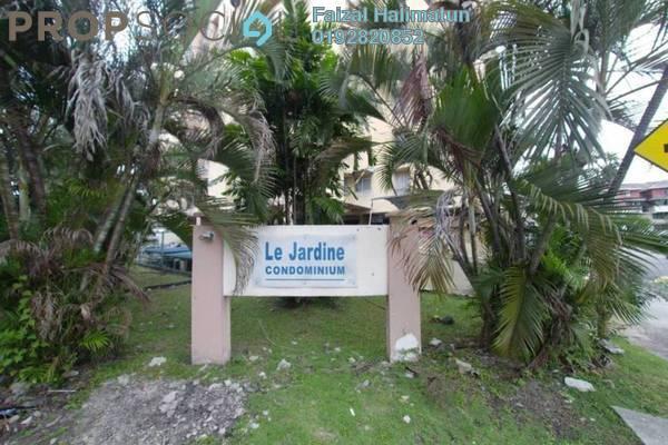 Condominium For Sale in Le Jardine, Pandan Indah Freehold Unfurnished 3R/2B 320k