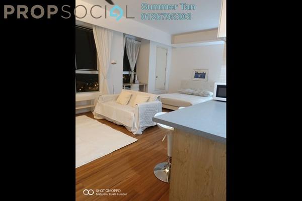 Condominium For Rent in i-Zen Kiara I, Mont Kiara Freehold Fully Furnished 1R/1B 2.3k