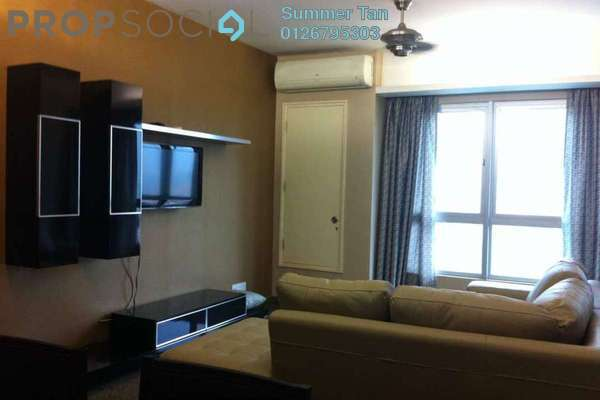 Condominium For Rent in i-Zen Kiara I, Mont Kiara Freehold Fully Furnished 2R/2B 3.1k