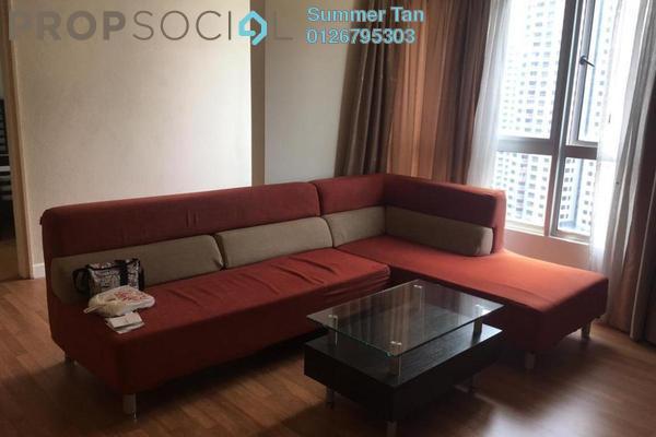 Condominium For Rent in i-Zen Kiara I, Mont Kiara Freehold Fully Furnished 2R/2B 3.2k