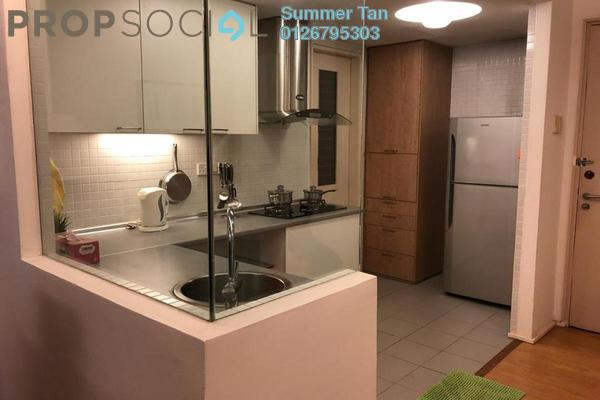 Condominium For Sale in i-Zen Kiara I, Mont Kiara Freehold Fully Furnished 2R/2B 750k