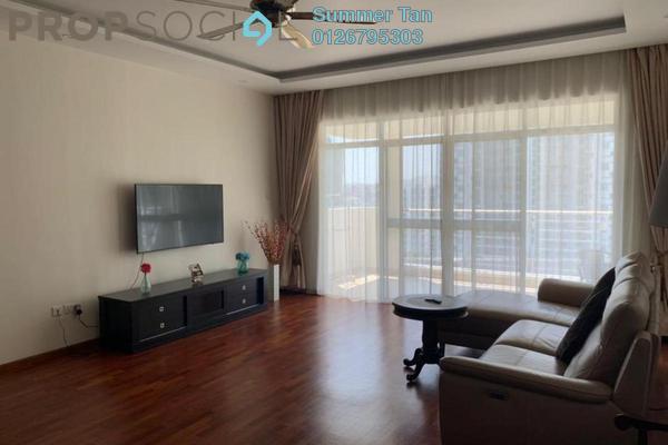 Condominium For Rent in Hijauan Kiara, Mont Kiara Freehold Fully Furnished 3R/2B 5k