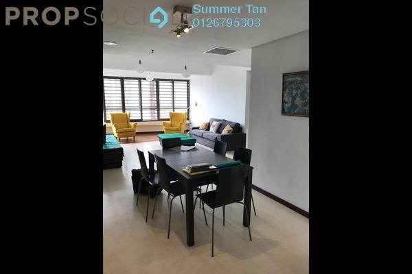 Condominium For Rent in i-Zen Kiara II, Mont Kiara Freehold Fully Furnished 3R/2B 5.5k