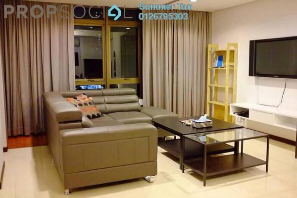 Condominium For Rent in i-Zen Kiara II, Mont Kiara Freehold Fully Furnished 2R/2B 3.7k