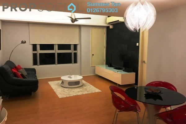 Condominium For Sale in i-Zen Kiara I, Mont Kiara Freehold Fully Furnished 1R/1B 830k