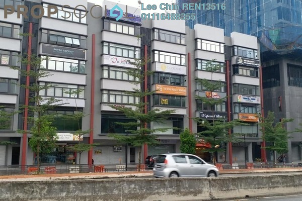 Office For Rent in Medan Connaught, Cheras Freehold Unfurnished 0R/2B 1.7k