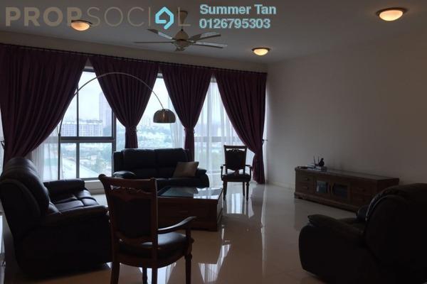 Condominium For Rent in Gateway Kiaramas, Mont Kiara Freehold Fully Furnished 2R/2B 4.2k