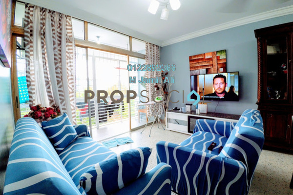 Apartment For Sale in Ampang 971, Ampang Hilir Freehold Semi Furnished 3R/1B 220k