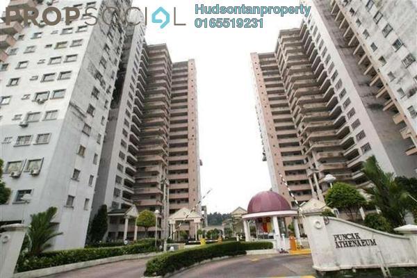 Condominium For Sale in Puncak Athenaeum, Bukit Antarabangsa Freehold Semi Furnished 3R/2B 270k