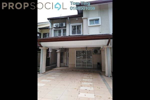 Terrace For Sale in Putra Indah, Putra Heights Freehold Semi Furnished 5R/4B 798k