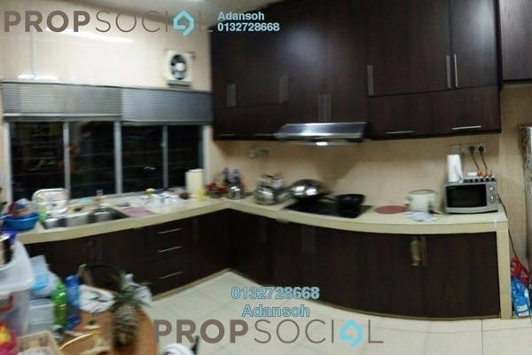 Terrace For Sale in SD12, Bandar Sri Damansara Freehold Semi Furnished 4R/3B 948k