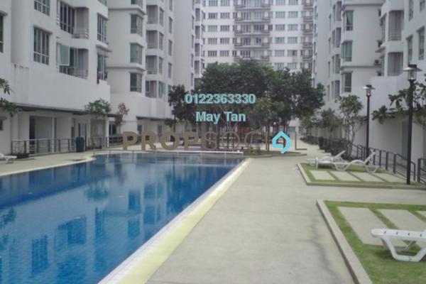 Condominium For Rent in Casa Tiara, Subang Jaya Freehold Fully Furnished 1R/1B 1.3k