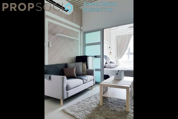 Condominium For Rent in Ceria Residence, Cyberjaya Freehold Fully Furnished 1R/1B 1.05k