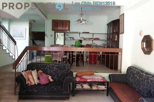 Terrace For Sale in Taman Mudun, Batu 9 Cheras Freehold Semi Furnished 4R/3B 418k