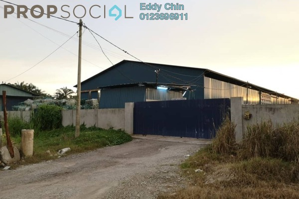 Factory For Rent in Jenjarom, Selangor Freehold Unfurnished 3R/3B 45k